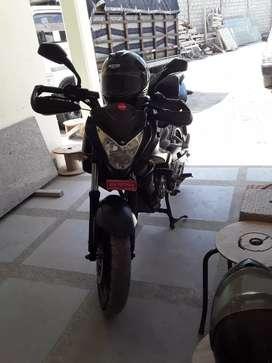 Moto Pulsar Ns200