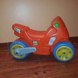 Moto Andarin niños