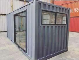 Container sala de exhibición
