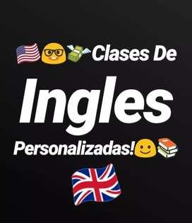 Clases De Ingles Personalizadas