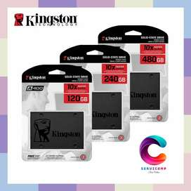 DISCO Solido 120GB Kingston A400 Sata /m2