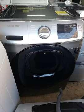Hoy en venta lavadora Samsung carga frontal