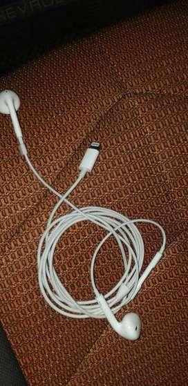 Auriculares de iPhone 7