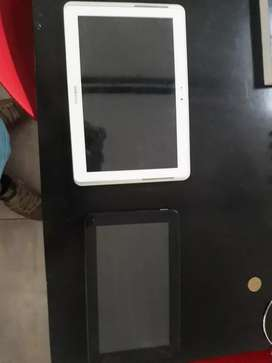 Vendo dos tablet una Samsung