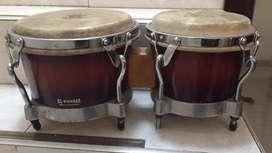 Vendo bongos 250