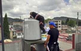 limpieza y desinfeccion de tanques y cisternas