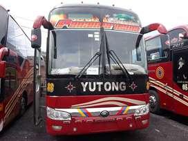 Se vende bus de transporte de pasajeros con acciones en Cooperativa Panamericana Internacional