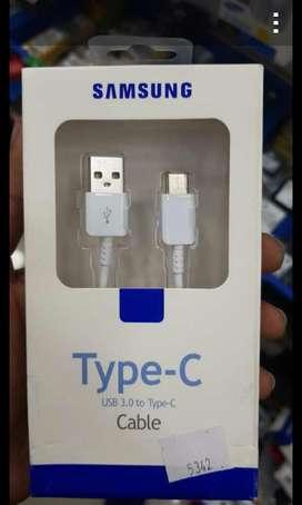 Envío Gratis Cable Usb Tipo C Samsung