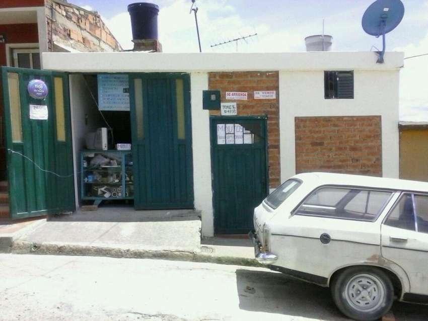 vendo casa lote en barrio san rafael de tunja boyaca 0
