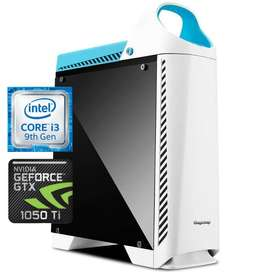 Mini Torre Gamer Intel i3 9100f GTX 1050 TI 4GB