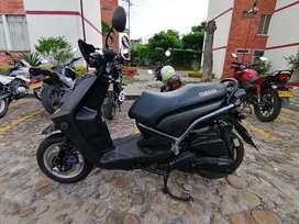 BWS 125 MODELO 2011