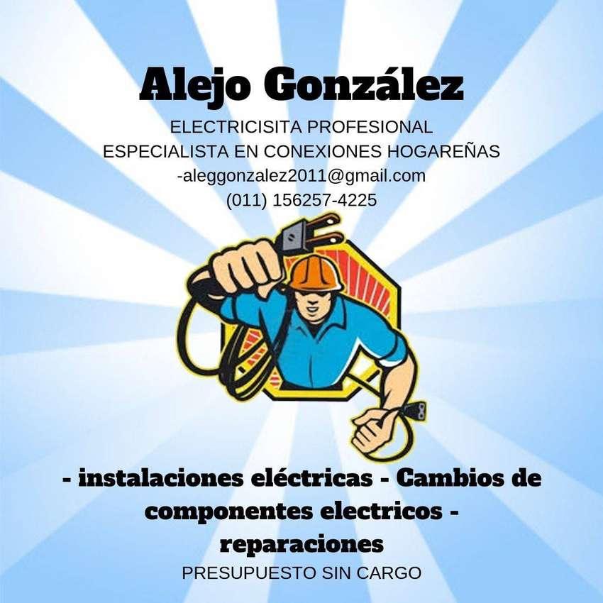Electricista Profesional a domicilio 0