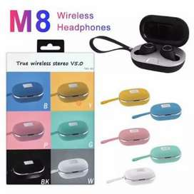 Audífonos jbl tws m8