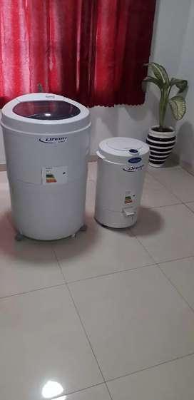 Vendo lavarropas y secarropas Dream