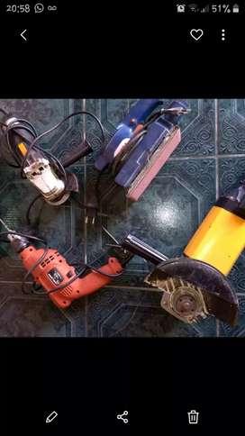 Vendo herramientas para taller.