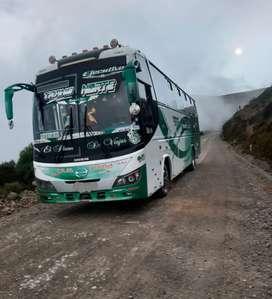 Bus Hino AK 2014