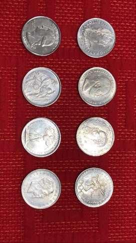 Coleccion de monedas (negociable)