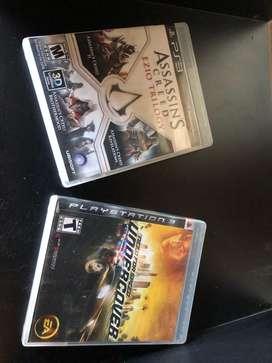 Distintos Juegos para PS3