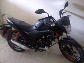 Vendo Moto honda CB 125 F Modelo 220