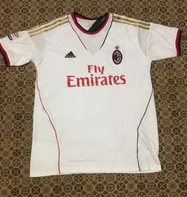 Camiseta milan ac italia blanca S M L