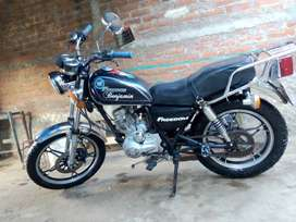 Vendo moto freedom fire 125