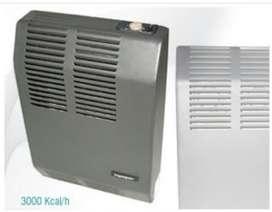 Calefactor Inpopar 3000 Calorías.