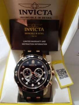 Reloj invicta pro draiver nuevo