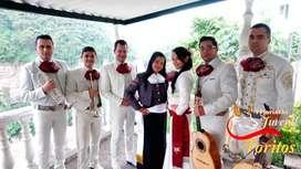 Mariachis en Quito show diferente al norte sur valles