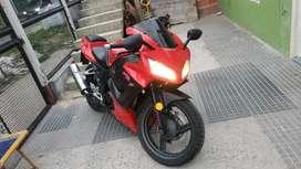 Vendo o permuto  Moto pista keller 260 cc K2 2013