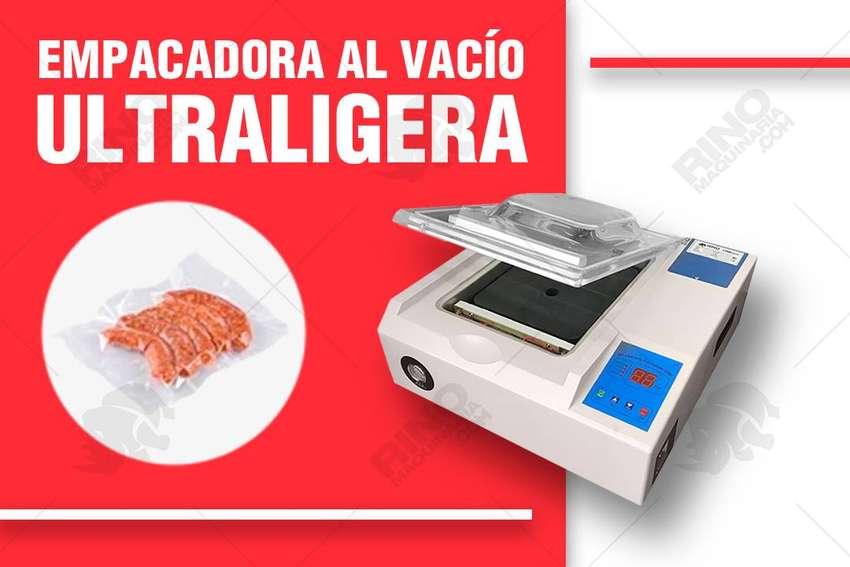 Empacadora Al Vacío Selladora Ultraligera Envío Todo Ecuador 0
