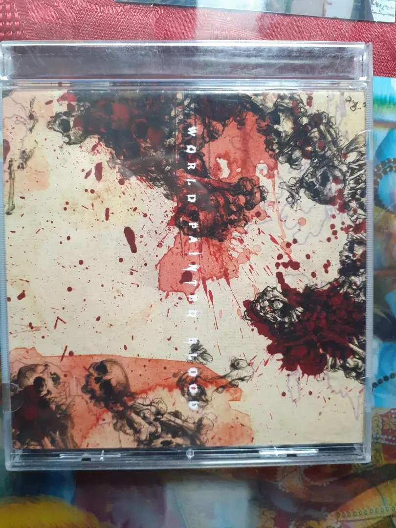 SLAYER - CD WORLD PAINTED BLOOD 0