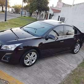 Chevrolet cruze ltz 2014