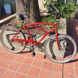 Bicicleta playera impecable