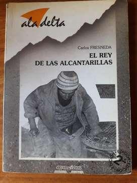Vendo Libro El Rey de Las Alcantarillas