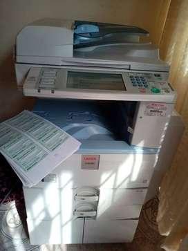 fotocopiadora rico
