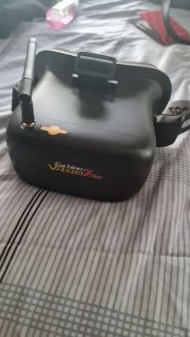 Gafas fpv para drone de carreraa
