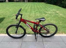 Bicicleta R24 mongoose EEUU