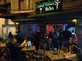 Se vende Café Bar Eureka Salsa