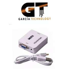 CONVERTIDOR DE VGA A HDMI