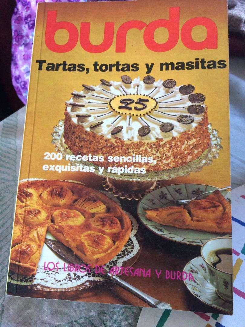 Libro Burda Tartas, tortas y masitas 0