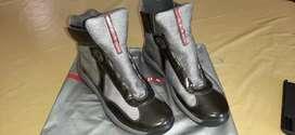 Zapatillas Prada originales impecables vendo o permuto