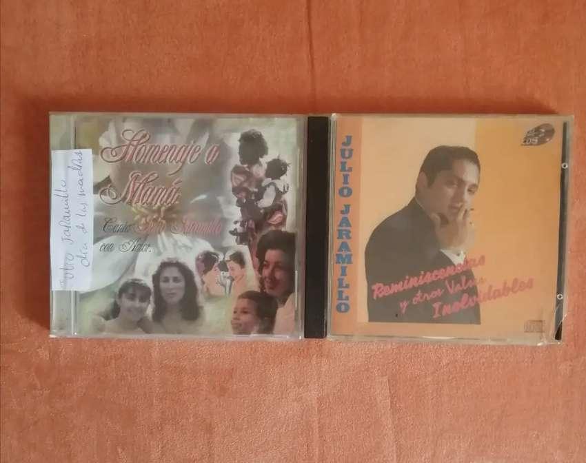 CDs julio jaramillo 0