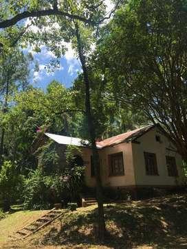 Casa en Puerto Esperanza. Cambio por algo de interes en Ituzaingo