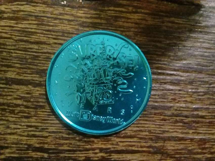 Medallas de Disney. 0