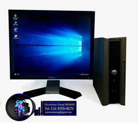 Desktop Dell Optiplex GX620 // Windows 10 // Office 2019 (Entregas a Todo el País) @EVM