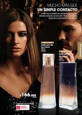 Feelin para el perfume HINODE