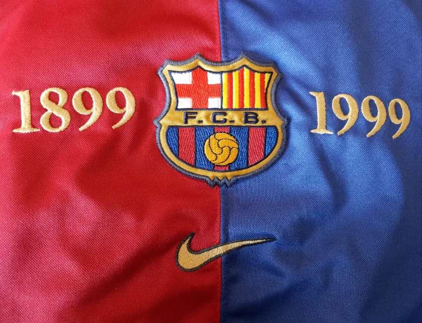 Camiseta Retro Barcelona Ed. Especial 0