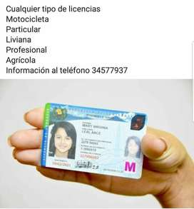 Licencia de Conducir 100% Legal