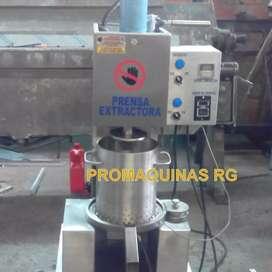 Prensa extractora