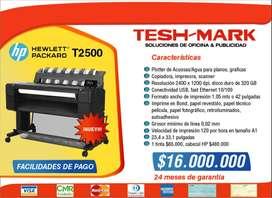 PLOTTER HP T2500